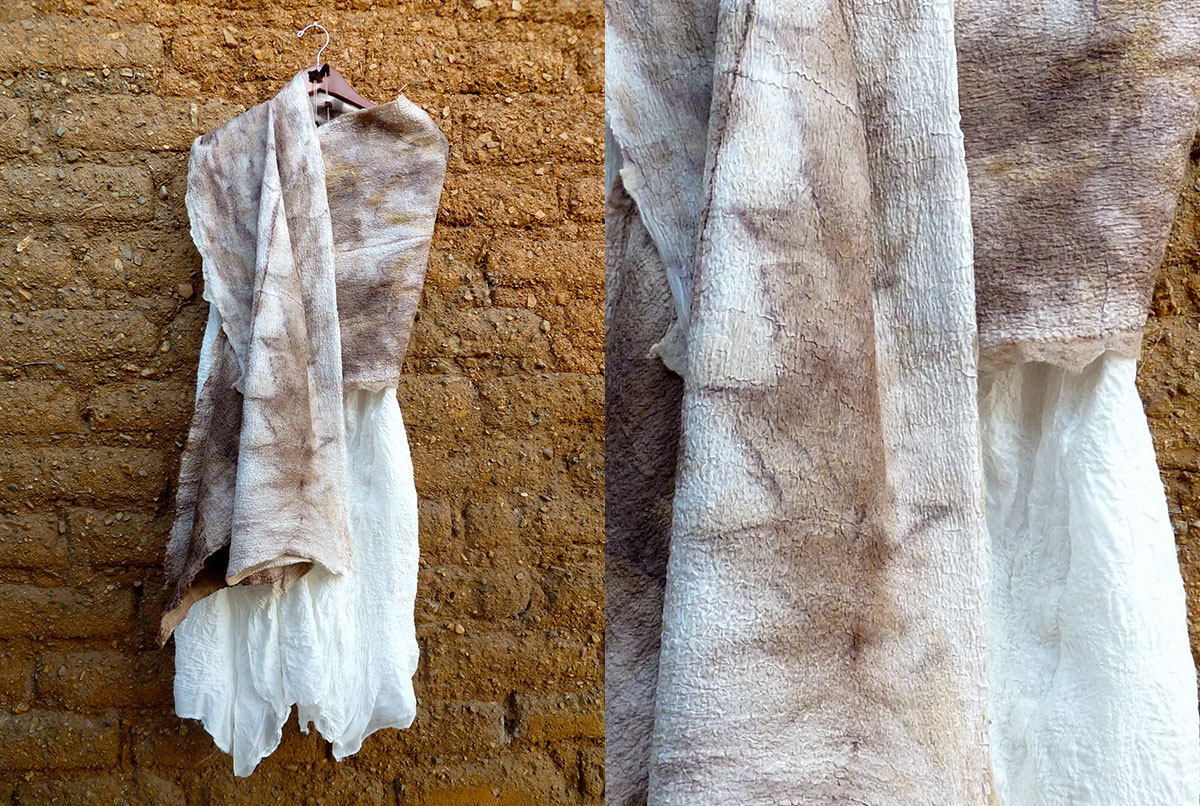 ECOPRINT SCARVES